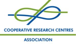 CRC association logo