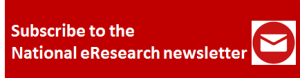 AeRO_national_eResearch_newsletter_subscribe
